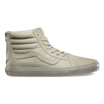 Vans Boot Leather SK8-Hi Zip CA (agate gray)