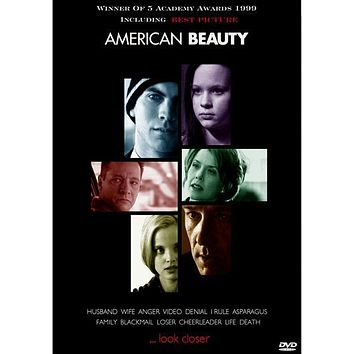 American Beauty 27x40 Movie Poster (1999)