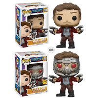GUARDIANS OF THE GALAXY VOL.2: POP! MARVEL 198 - STAR-LORD
