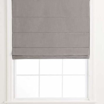 Knife Pleat Custom Roman Shades For Your Home / Office
