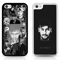 PSG Neymar JR 10 Football Print Case Cover for iPhone Samsung iPod Sony | eBay