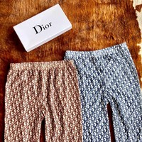 Dior Tide brand women's breathable thin section mesh tights