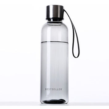 My Bottle 500ml+Gift Bag/My Bottle With The Bag High Quality Readily Water Cup Portable Plastic Clear Water Bottle