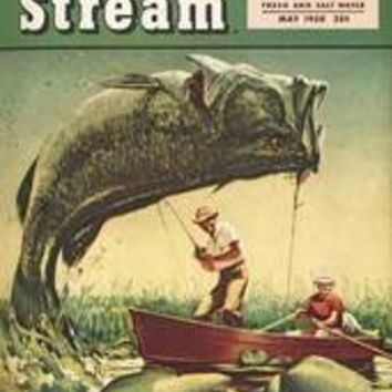 FIELD & STREAM: May 1950