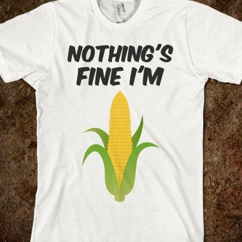 Nothing's Fine I'm Corn - Julia Ann