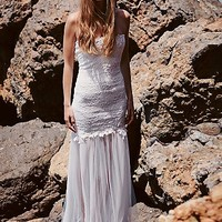 Grace Loves Lace x Free People Womens Dion Maxi