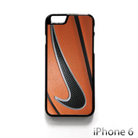 Nike Logo Basket Ball NBA for Iphone 4/4S Iphone 5/5S/5C Iphone 6/6S/6S Plus/6 Plus Phone case