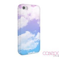 Ombre Clouds Design Case