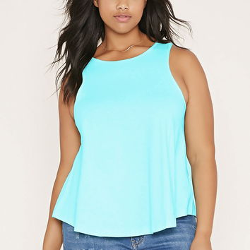 Plus Size Tank | Forever 21 PLUS - 2000169611