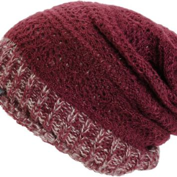 Empyre Rally Double Layer Blackberry Beanie
