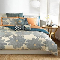 Bar III  Nara Cotton Printed Comforter