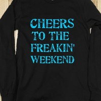 Cheers Shirt  - Curly Hair Just Dont Care