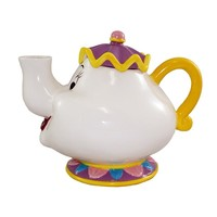 Mrs. Potts Sculpted Ceramic Teapot