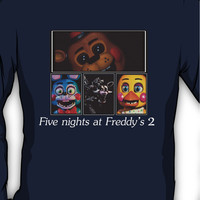 Five nights at Freddy's 2 Long Sleeve
