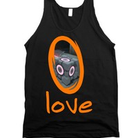 Black Tank | Funny Gaming Valentines Shirts