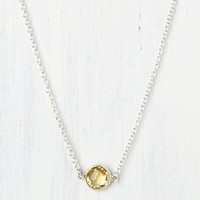 Free People Birthstone Necklace