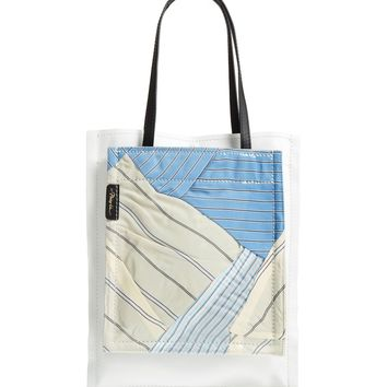 3.1 Phillip Lim Slim Accordion Leather Tote | Nordstrom