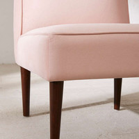 Montclair Velvet Chair | Urban Outfitters