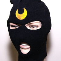 Spring Break Forever MOONCULT Ski Mask