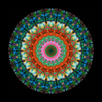 Life Joy - Mandala Art By Sharon Cummings