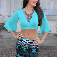 Night Moves Maxi Skirt