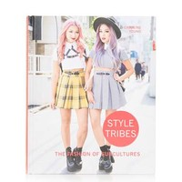 Style Tribes : The Fashion of Subcultures Book