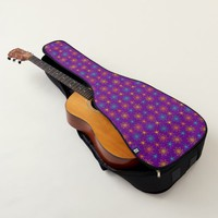 Nifty fifties - atoms and stars guitar case