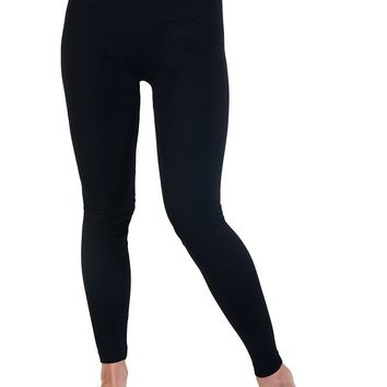 Fleece Leggings - Black (Special Offer)