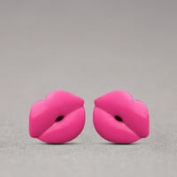 Kissy Lips Earrings - Sexy Jewelry, Valentine's Day, Gifts For Women