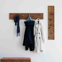 2 Coat Racks - Horizontal -19%