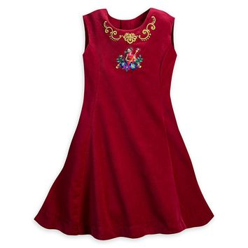 Authentic Diney Store Elena of Avalor Party Dress For Kids Girls Size:3