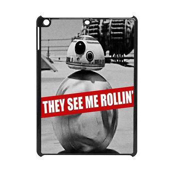 Star Wars  Bb8 Droid They See Me Rollin iPad Mini 2 Case