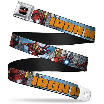 Iron Man Avengers Belt