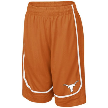 Texas Longhorns Youth Slam Dunk Shorts - Burnt Orange
