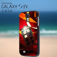 Doctor who red glass - Samsung Galaxy S4 Case