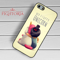 agnez and fluffy unicorn-NY for iPhone 4/4S/5/5S/5C/6/ 6+,samsung S3/S4/S5,S6 Regular,S6 edge,samsung note 3/4
