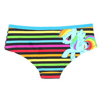 My Little Pony Rainbow Dash Hot Pants | Hot Topic