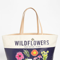 kate spade new york 'wildflowers - harmony' tote | Nordstrom