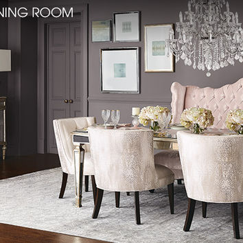 Isabella Dining Rooms at Horchow