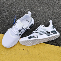 adidas Camouflage NMD Fashion Trending Sneakers Running Sports Shoes White G-CSXY