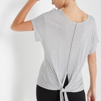 Tie Back T Shirt