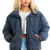Vintage 1985 CB Sports Puffy Jacket - XS/S