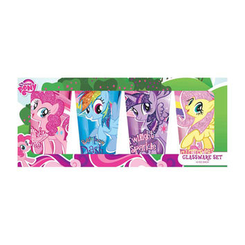 My Little Pony - Pub Glass Set