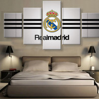 Real Madrid Fans Canvas Set