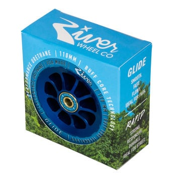River Rapid Wheels 110Mm Blue