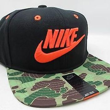 Nike Usa Flag Snapback Cap Snapback Hat - Ready Stock