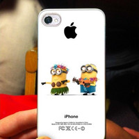 despicable me minion 2 iPhone Case And Samsung Galaxy Case