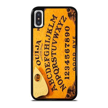 OUIJA BOARD iPhone X Case Cover
