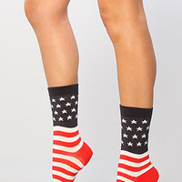 The American Flag Socks