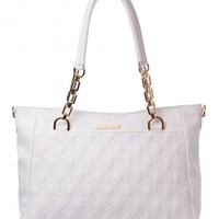 Immy Diamond Quilt Bag - colette by colette hayman